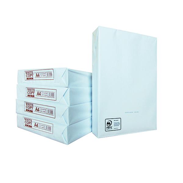 White Copier A4 Paper (2500 Pack) WX01087