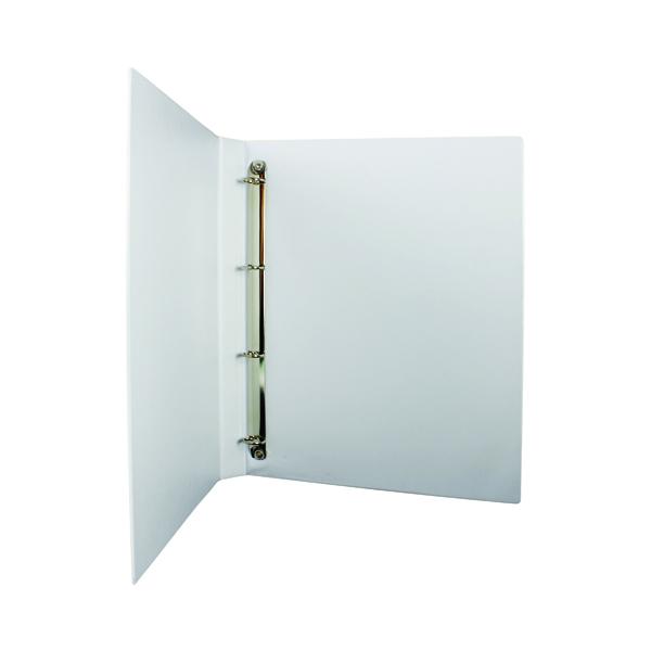 White 16mm 4O Presentation Binder (10 Pack) WX01324