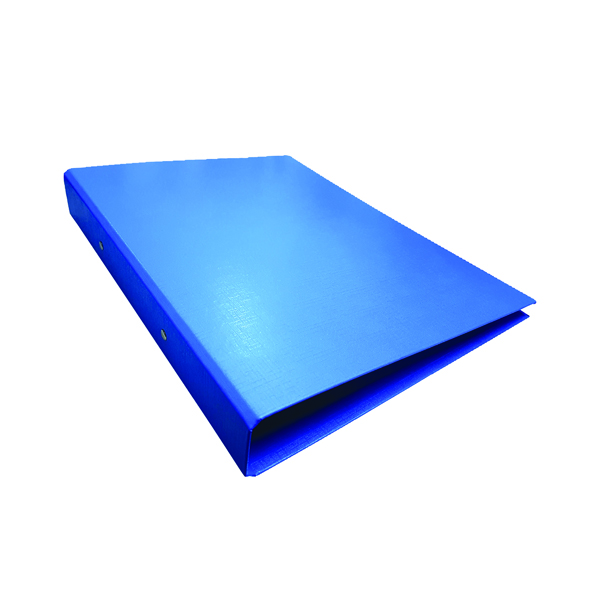 Blue A4 2-Ring Ring Binder (10 Pack) WX02003