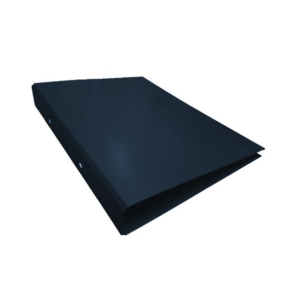 Black A4 2-Ring Ring Binder (10 Pack) WX02005