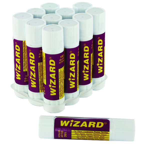 Small Glue Stick 10g (12 Pack) WX10504