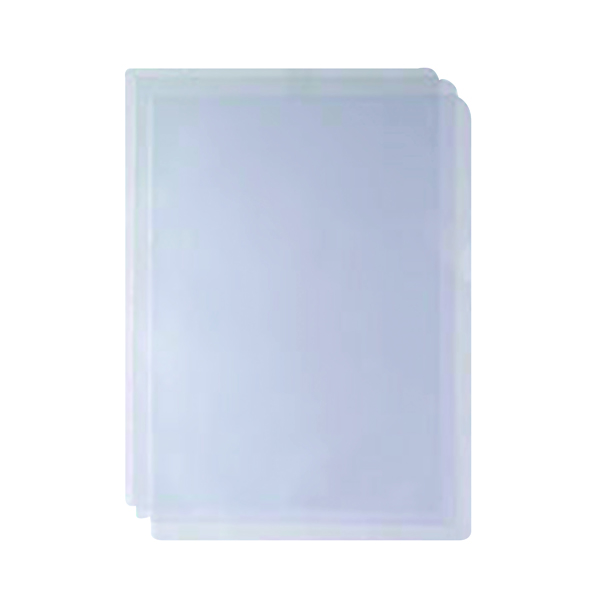 A4 Cut Flush Folders (100 Pack) WX24002