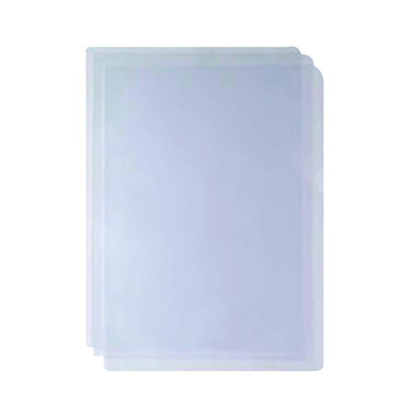 A4 Cut Flush Folders (100 Pack) WX24002