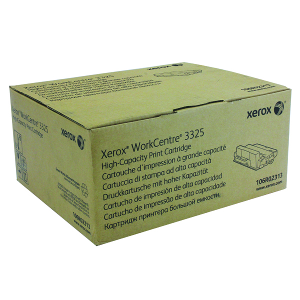 Xerox Workcentre 3325 High Yield Toner Cartridge 106R02313