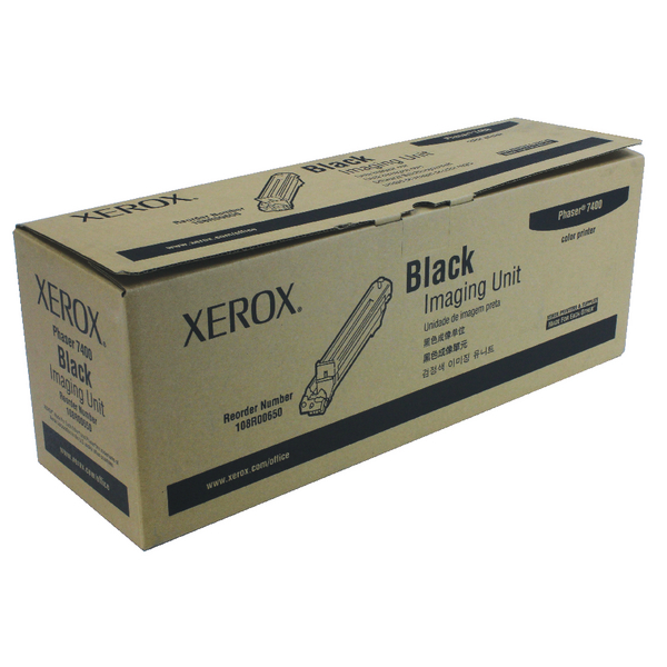 Xerox Phaser 7400 Black Imaging Unit 108R00650