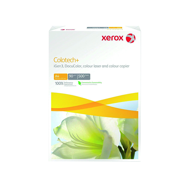Xerox Colotech+ White A4 120gsm Paper (500 Pack) 003R98847