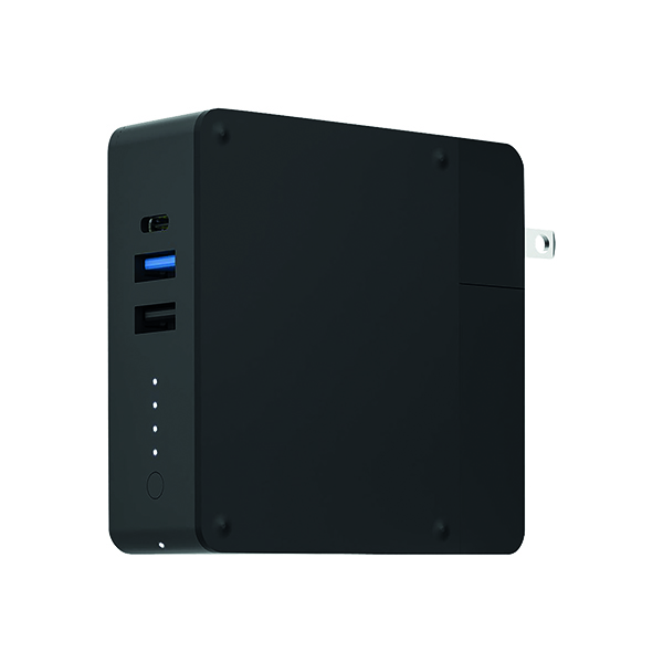 Mophie Global Wireless PowerStation Hub Black 401102475