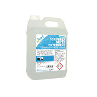 2Work ScRubber Dryer Detergent Low Foam 5 Litre 2W00977