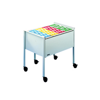 Durable Filing Trolley Grey 3097-10