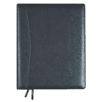 Collins Elite 2018 Executive Day/Page Diary Black 1100V
