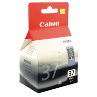 Canon PG-37 Black Inkjet Cartridge 2145B001
