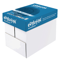 Evolution A4 Business Paper 80gsm White (Pack of 2500) EVBU2180