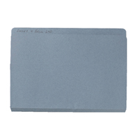 Guildhall Open Top Wallet Blue (Pack of 50) OTW-BLUZ