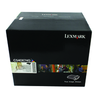 Lexmark Black /Colour C540 Imaging Kit (Pack of 4) C540X74G