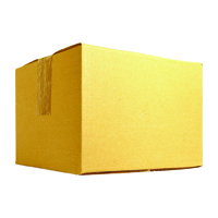Single Wall 305x229x229mm Brown Corrugated Dispatch Cartons (Pack of 25) SC-41