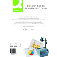 Q-Connect Laser Copier OHP Film (Pack of 50) KF00533