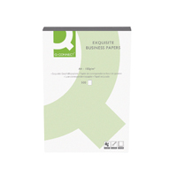 Q-Connect Laid Antique Vellum A4 Business Paper 100gsm (Pack of 500) KF01436