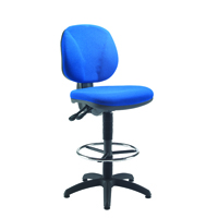 Arista Draughtsman Blue Chair KF017021