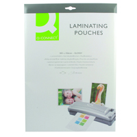 Q-Connect A3 Laminating Pouch 250 Micron (Pack of 25) KF04128