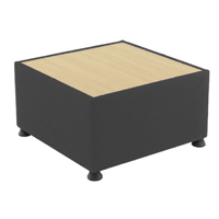 Arista Modular Reception Table Charcoal KF74205