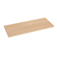 Jemini Intro Additional Shelves Ferrera Oak (Pack of 2) KF74246