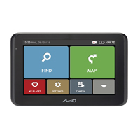 Mio MiVue 5 In Car DVR Black MIVUE50LM