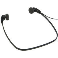 Philips Stereo Headset LFH0334 Black