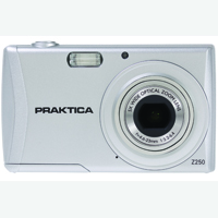 Praktica Luxmedia Z250 20mp 5x 64mb Camera