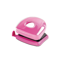 Rexel Joy 2 Hole Punch Pink 2104031