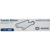 Sagem Ink Film Roll For 2840 TTR200