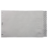 Tyvek Envelope 381x254mm Peel and Seal White (Pack of 100) 557224