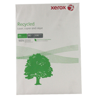 Xerox Recycled A4 Paper 80gsm White Ream (Pack of 500) 003R91165