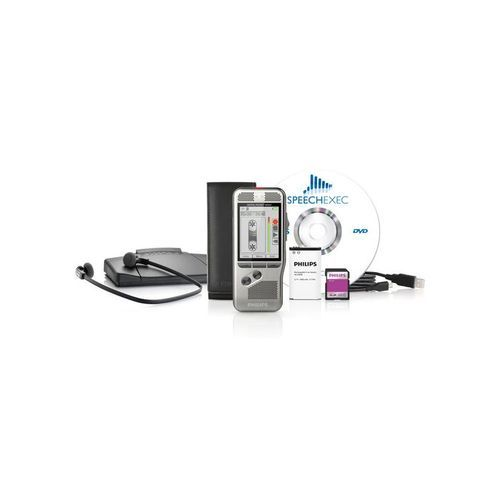 Philips DPM7700 Starter Kit with Slide Switch Silver