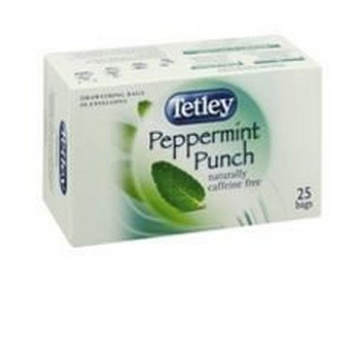 Tetley Mint fusion Envelope Tea Bags                   1286B
