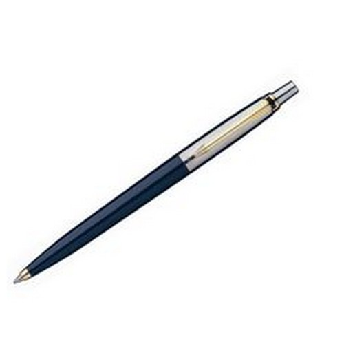 Parker Jotter Stainless Steel & Royal Blue Ballpoint 1953186