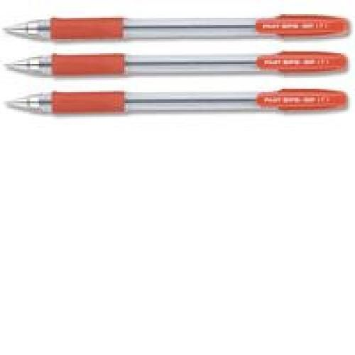 Pilot BPSGP Fine Ball Point Pen Red                203101202