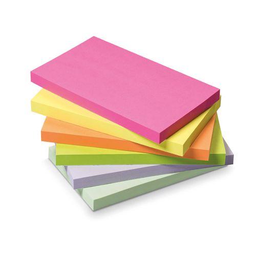 Initiative Sticky Notes Asstd 76 x 127mm