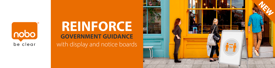 Reinforce Safety Guidance with Nobo Banner Image