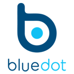 Blue Dot Logo