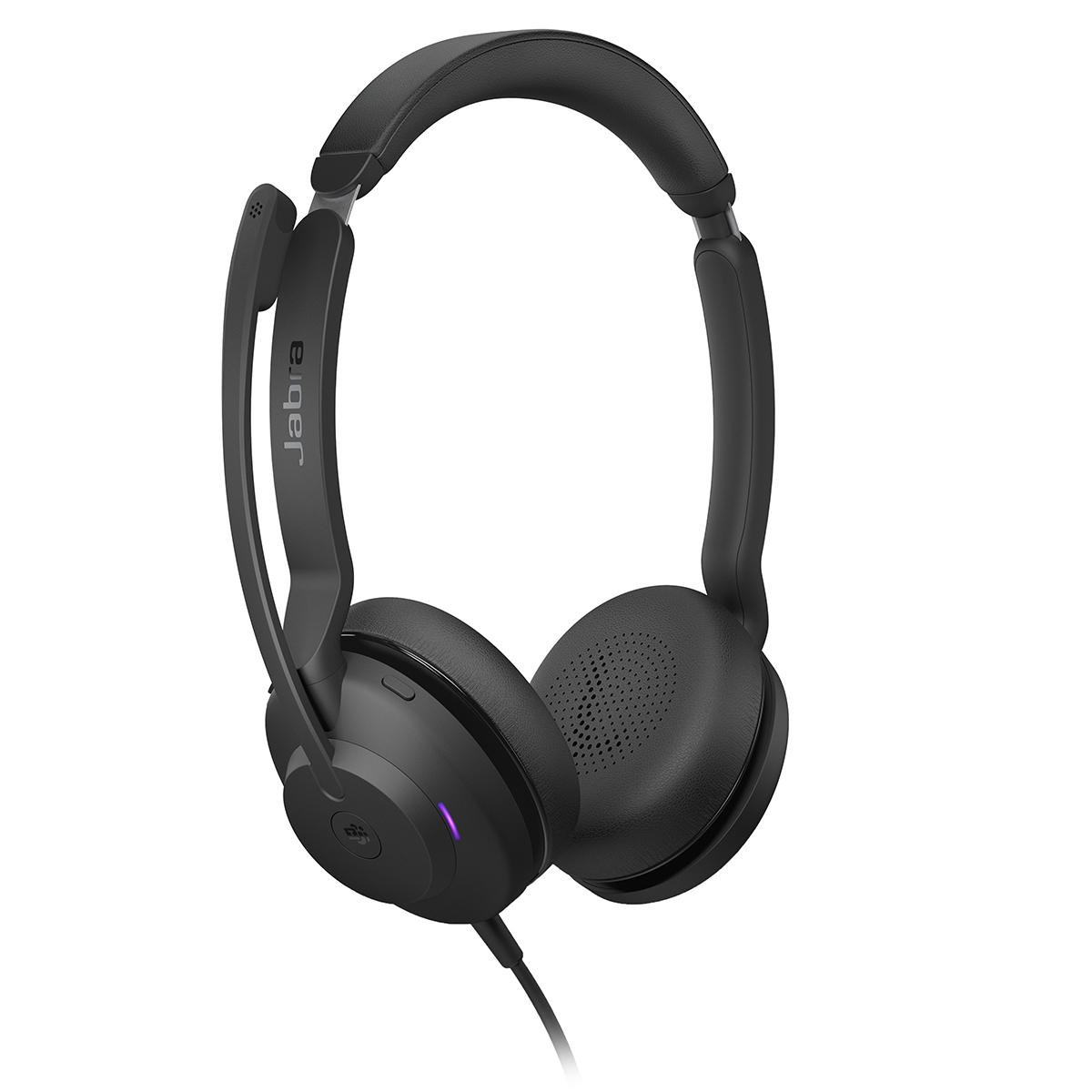 Jabra Evolve2 30 USB-C MS Teams Stereo Headset