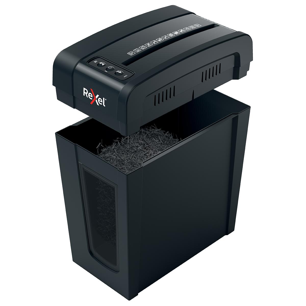 Rexel Secure X8-SL Personal Cross cut Shredder