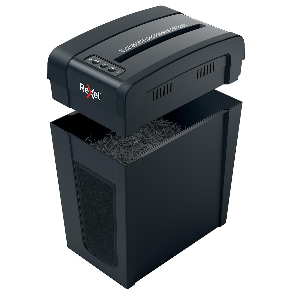 Rexel Secure X10-SL Personal Cross cut Shredder
