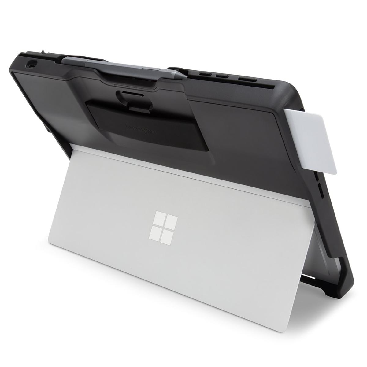 Kensington K97550WW BlackBelt Rugged Case for Surface Pro 7plus, 7, 6, 5, and 4