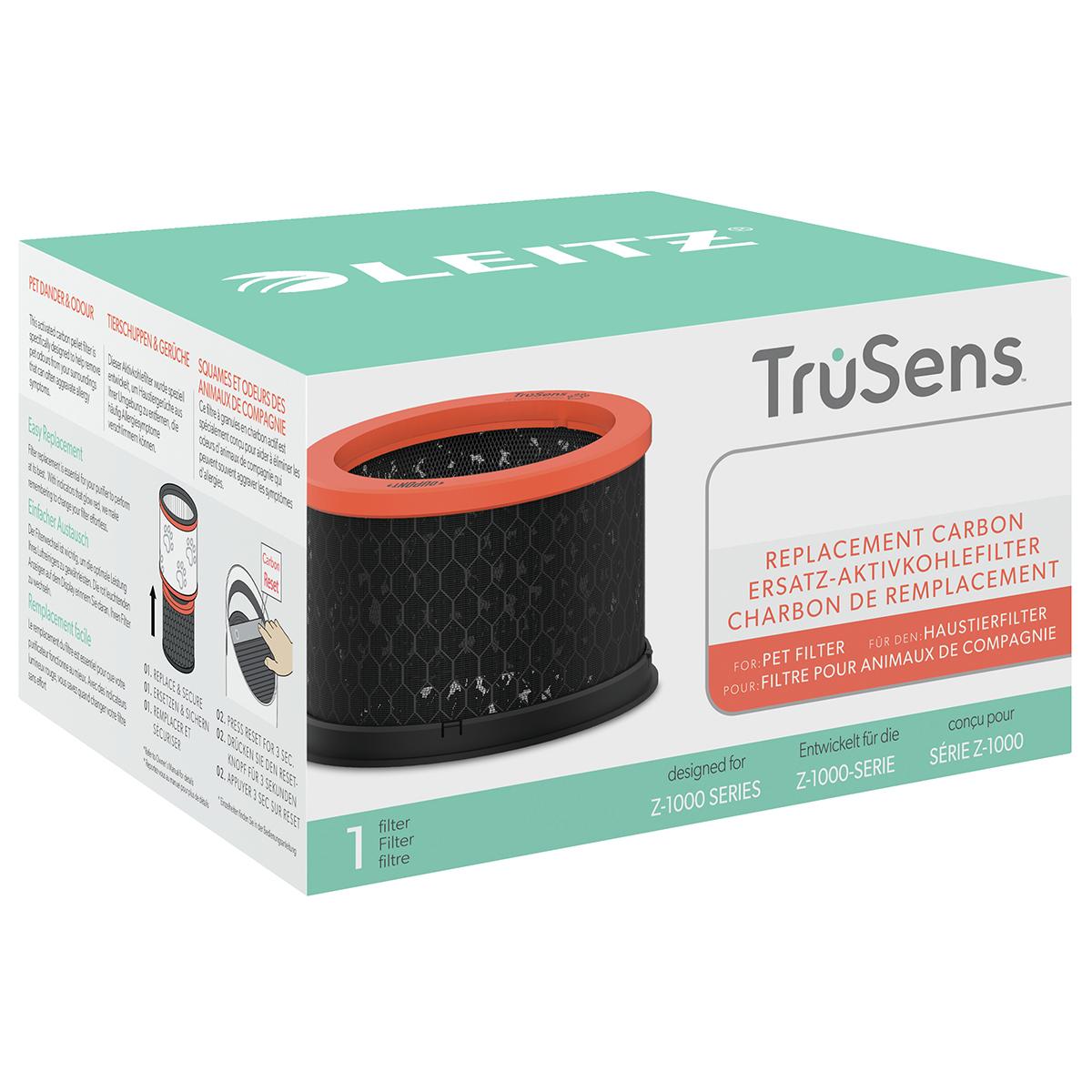 Leitz TruSens Z-1000 Pet 3-in-1 Carbon Filter