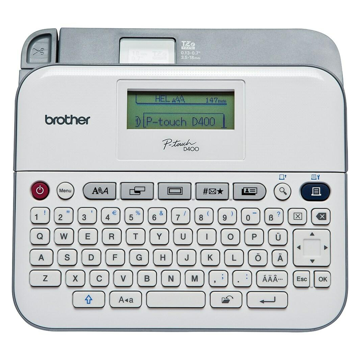 Brother PT-D400 Professional Labelling Machine
