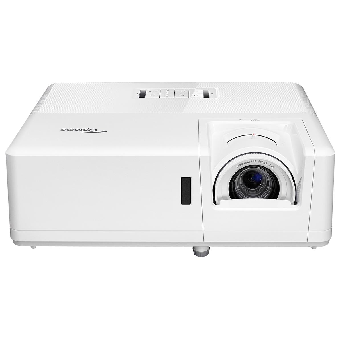 Optoma ZW400 WXGA Laser Projector