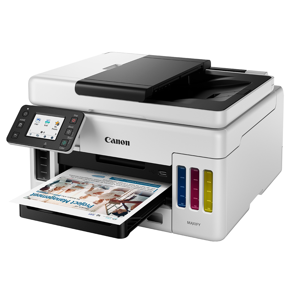 Canon Maxify GX6050 A4 Inkjet Multifunction