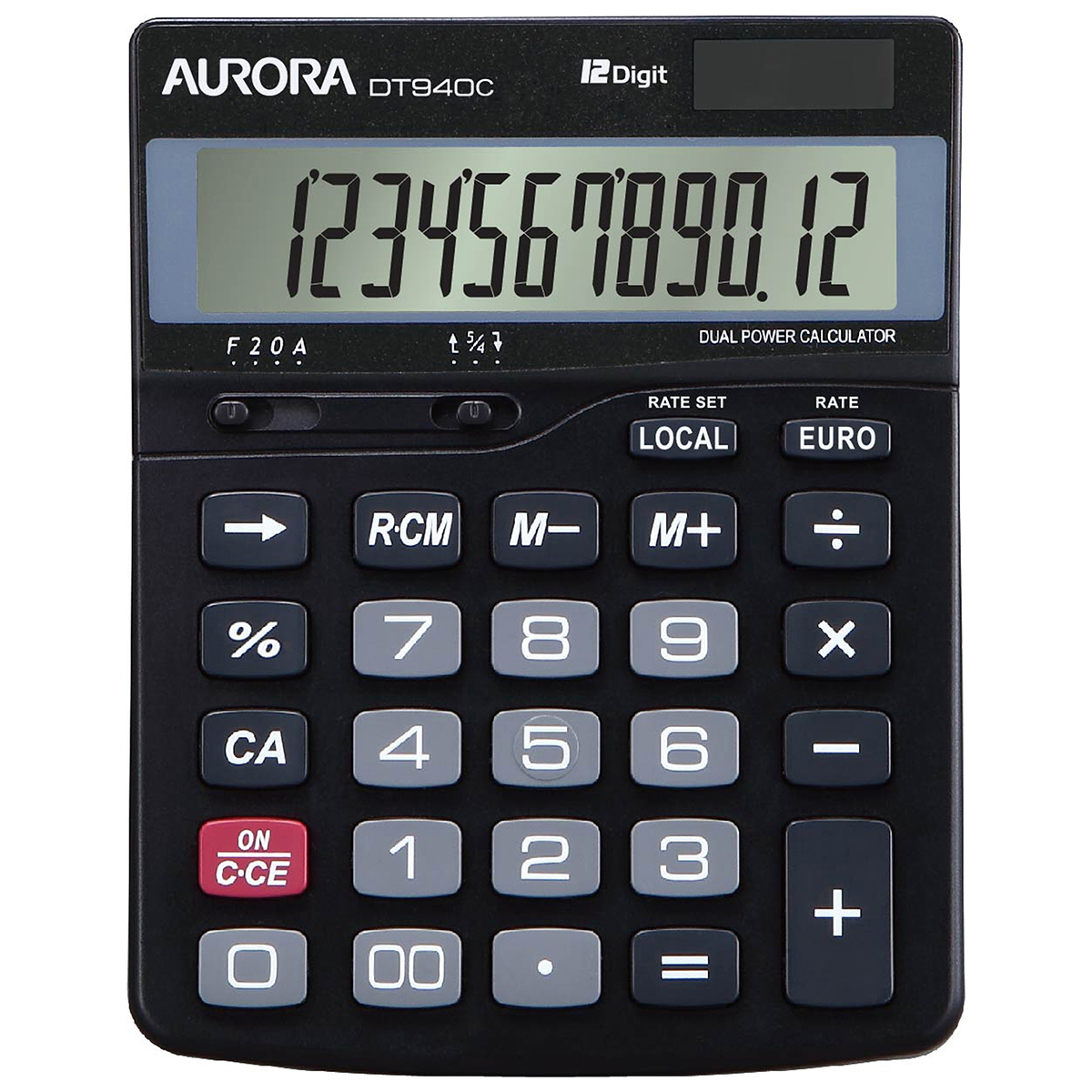 Aurora DT940C Desk Calculator
