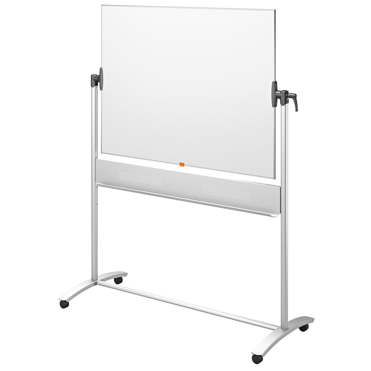 Nobo 1901033 Prestige Enamel Mobile Whiteboard 1200 x 900mm