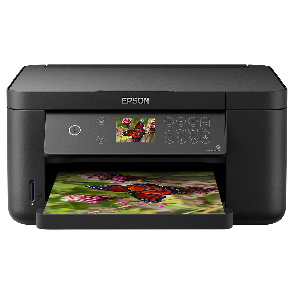 Epson Exp Home XP-5105 A4 Colour Inkjet Multifunction